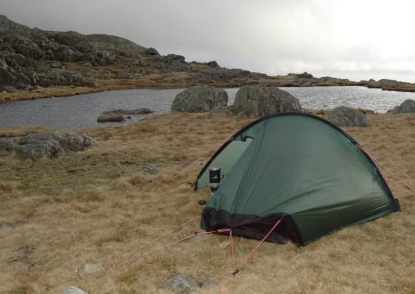 3 Tarns Wild Camp