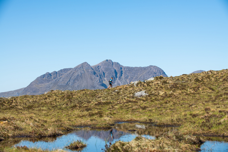 Cape Wrath Ultra 2018 DAY 5 Through Fisherfield total wilderness and isolation Jimmy Hyland JHPVisuals