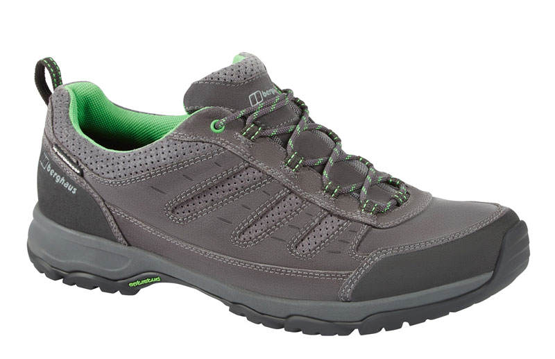 Expeditor Active AQ shoe grey and green 002