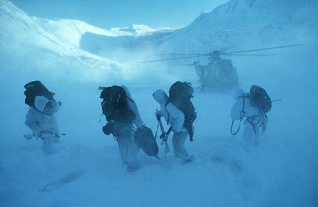 Royal Marines Norway