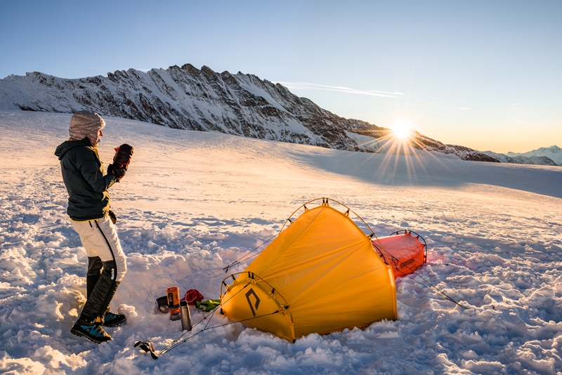 Polarmond All In One Tent photo by Tobias Ryser 3