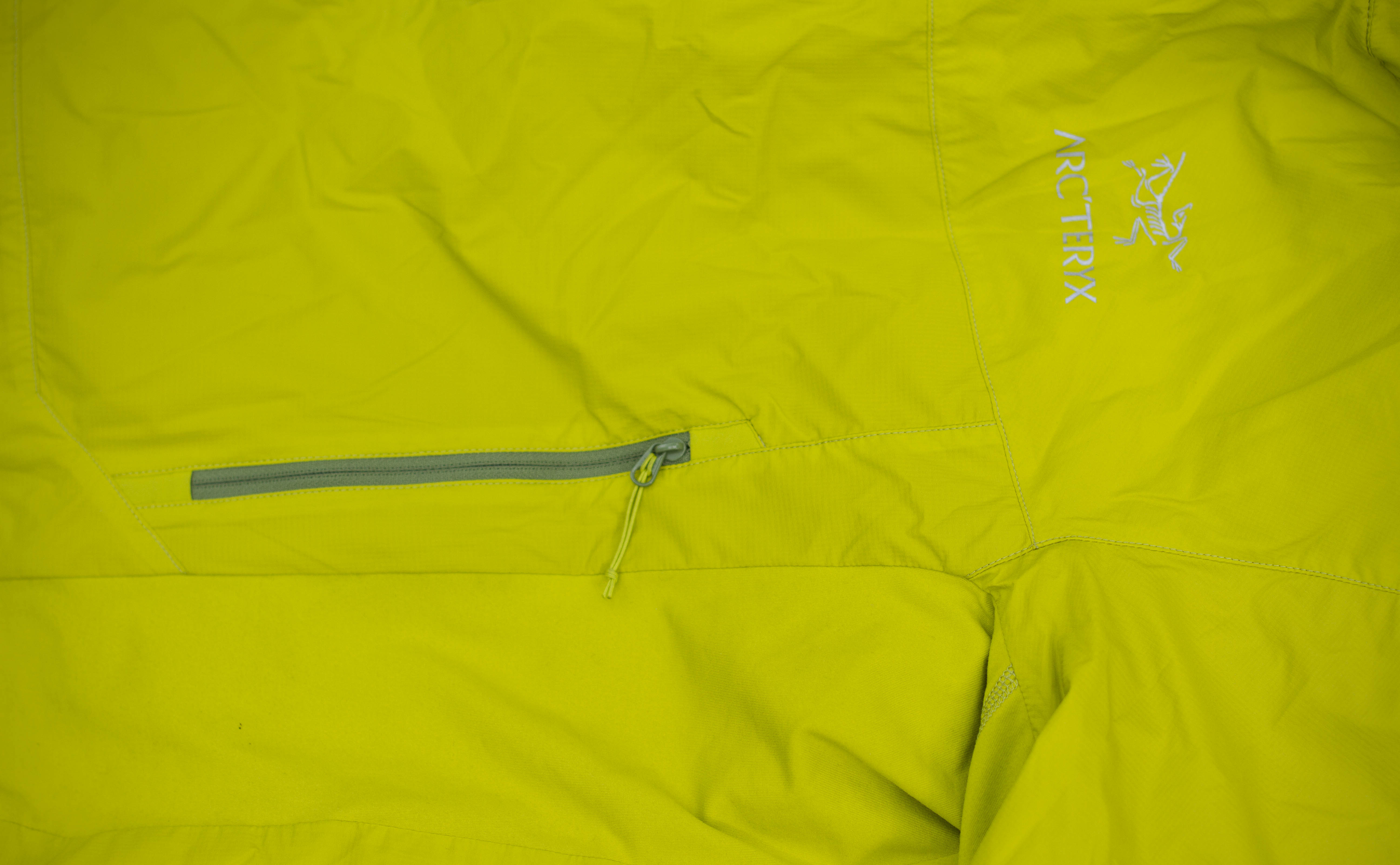 Arcteryx Atom SL Chest zip