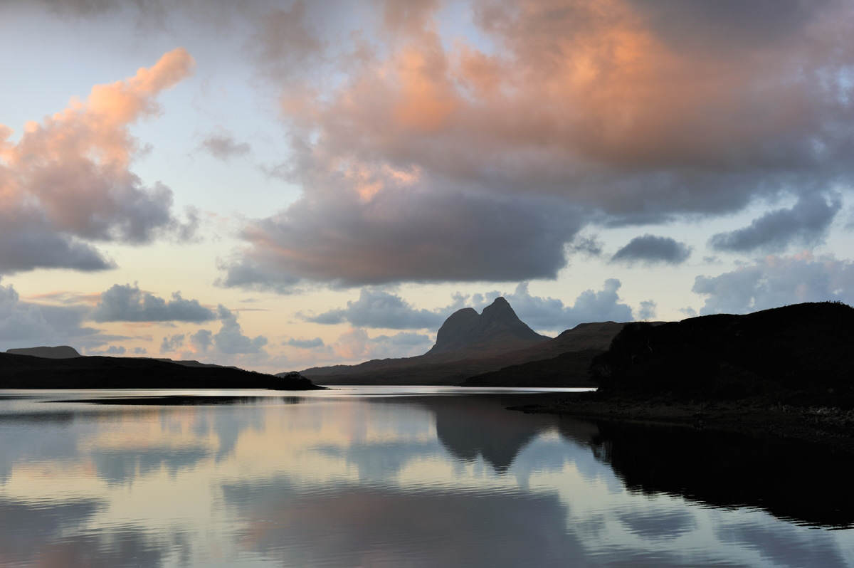 Suilven from Cam Loch   photo copyright of Iain Brownlie Roy(1)
