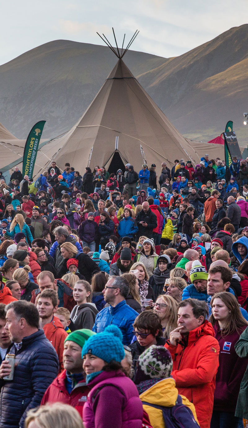 The Timothy Taylors Mountain Hut Bar at Keswick Mountain Festival 002