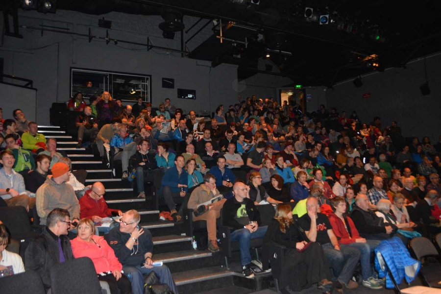 Kendal Mountain Festival 2014 in review