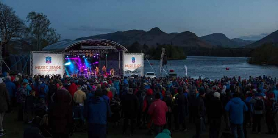 Chart toppers, foot stomping folk and a taste of Abba to take centre stage at Keswick Mountain Festival