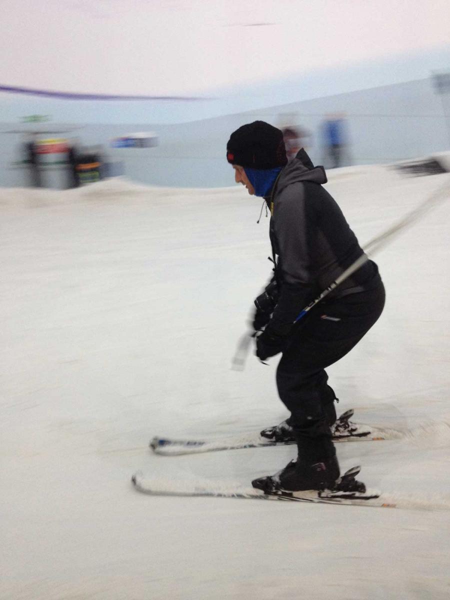 Using risk to break the inertia of inactivity