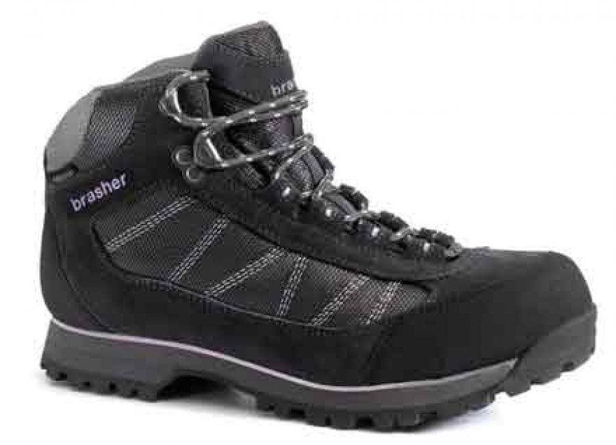 Brasher Kenai GTX - Special Guest Review by Helen J Fisher
