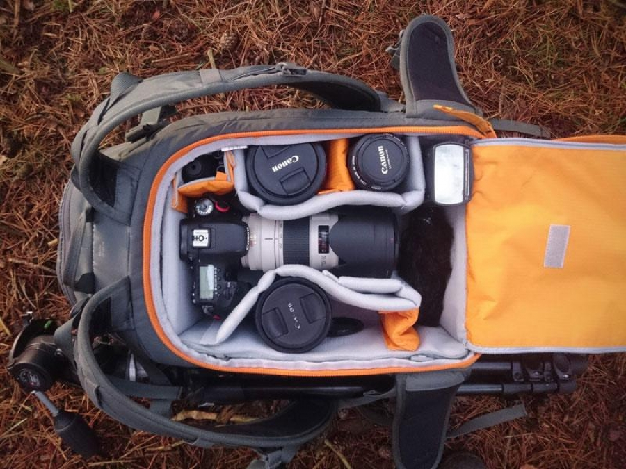 LowePro Whilstler BP 350 AW photographers pack tested and reviewed