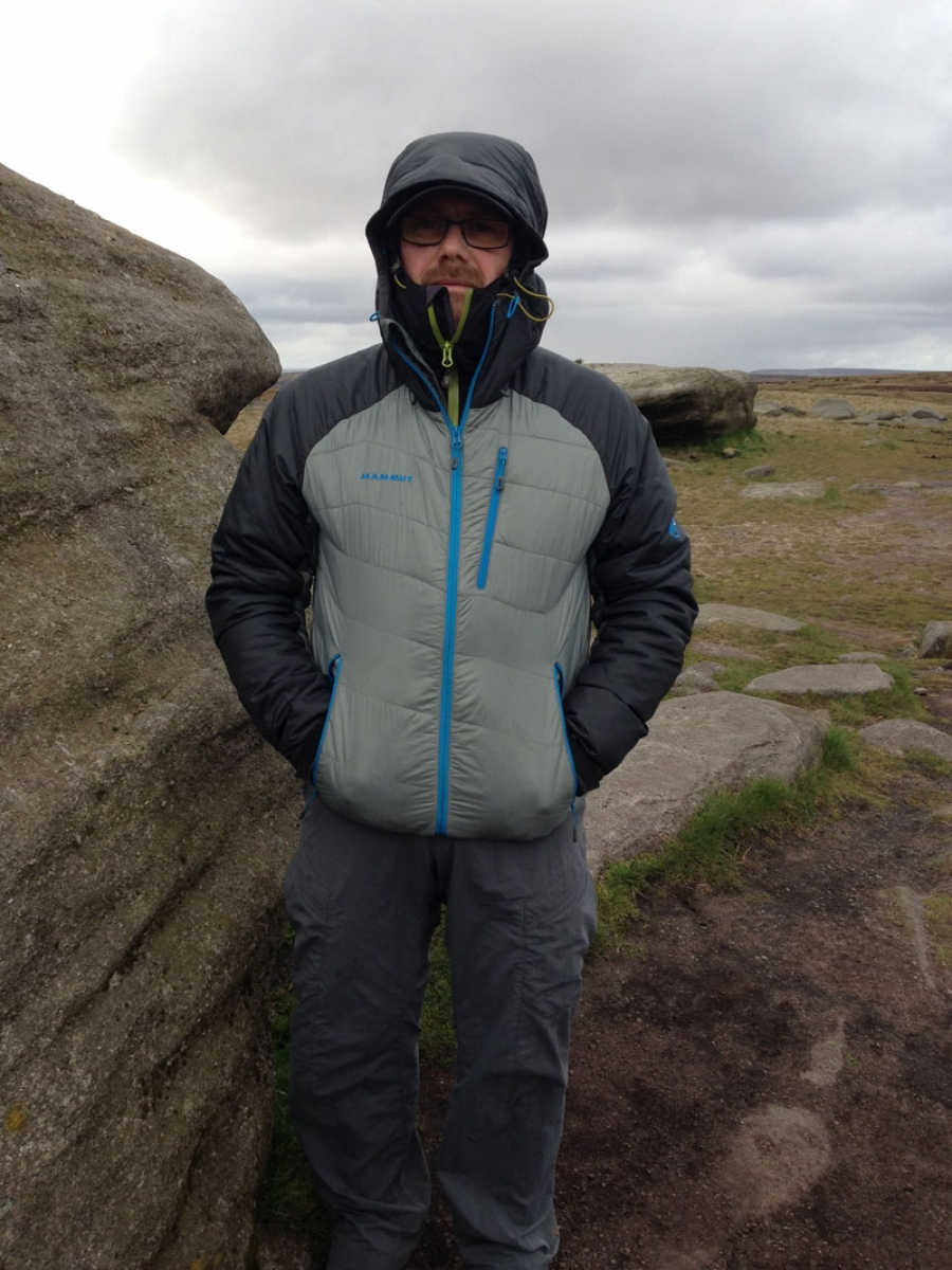 Mammut Xeron jacket tested and reviewed