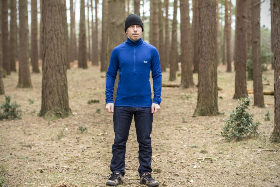 Rab AL Pull On - Tested and Reviewed