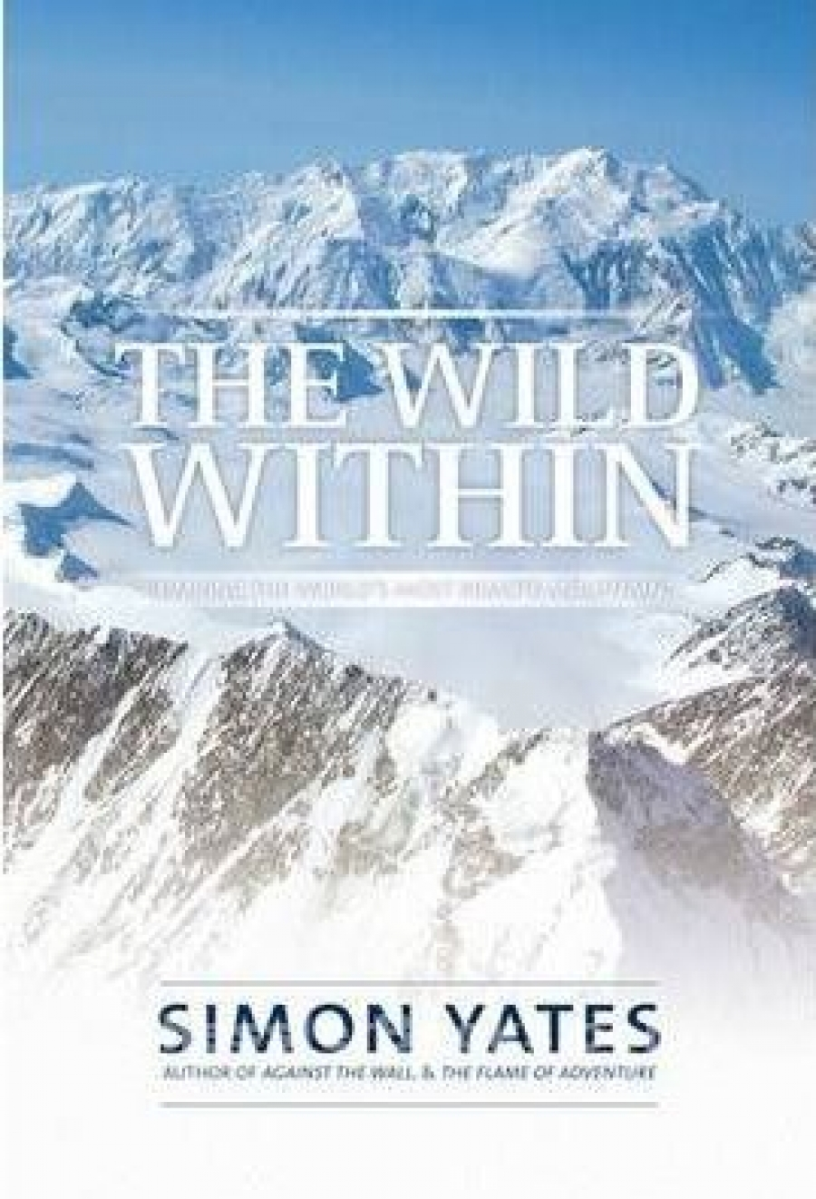 Simon Yates, The Wild Within - Reviewed