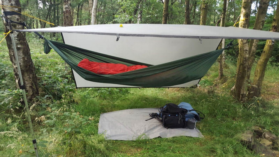 Amok Segl hammock tested and reviewed