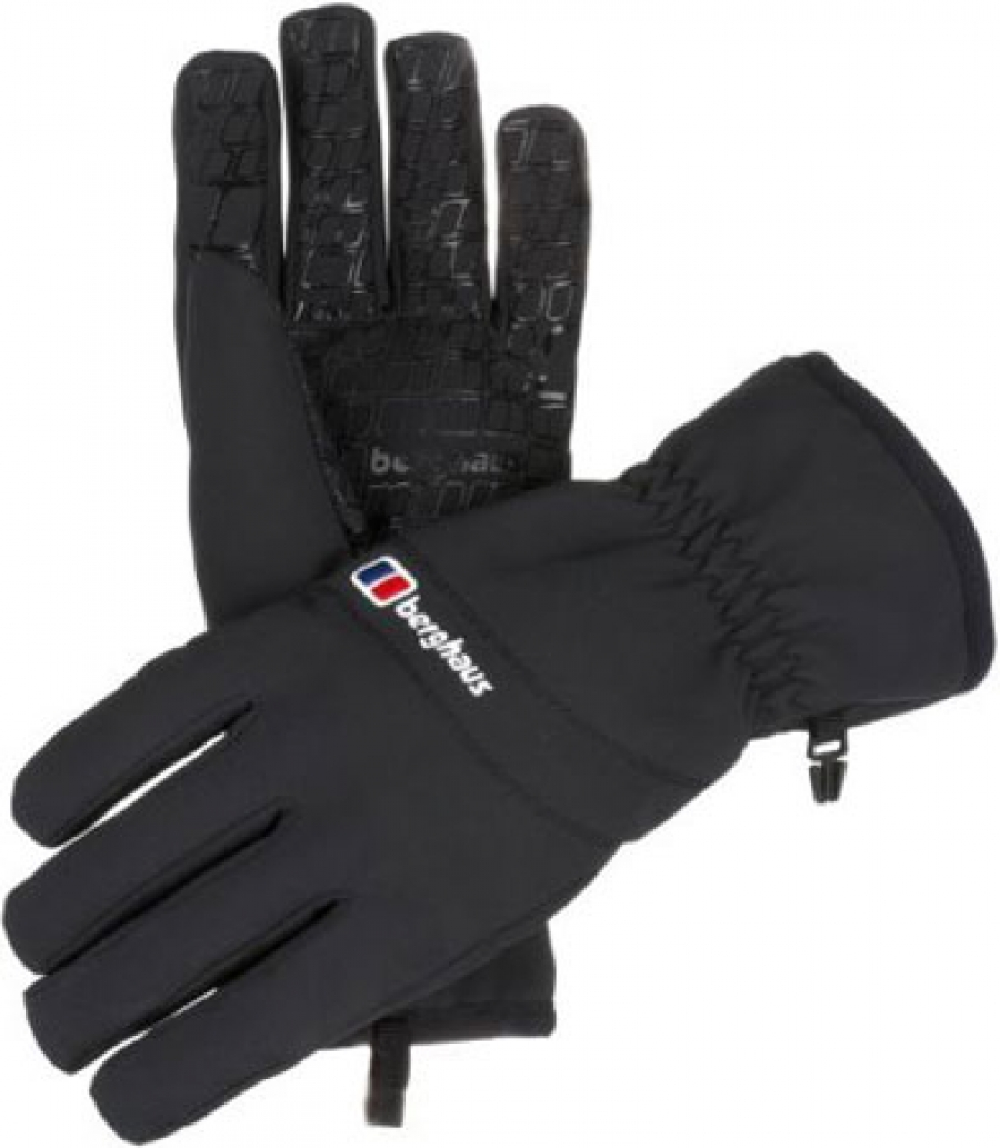 Berghaus Elements Softshell Gloves Reviewed