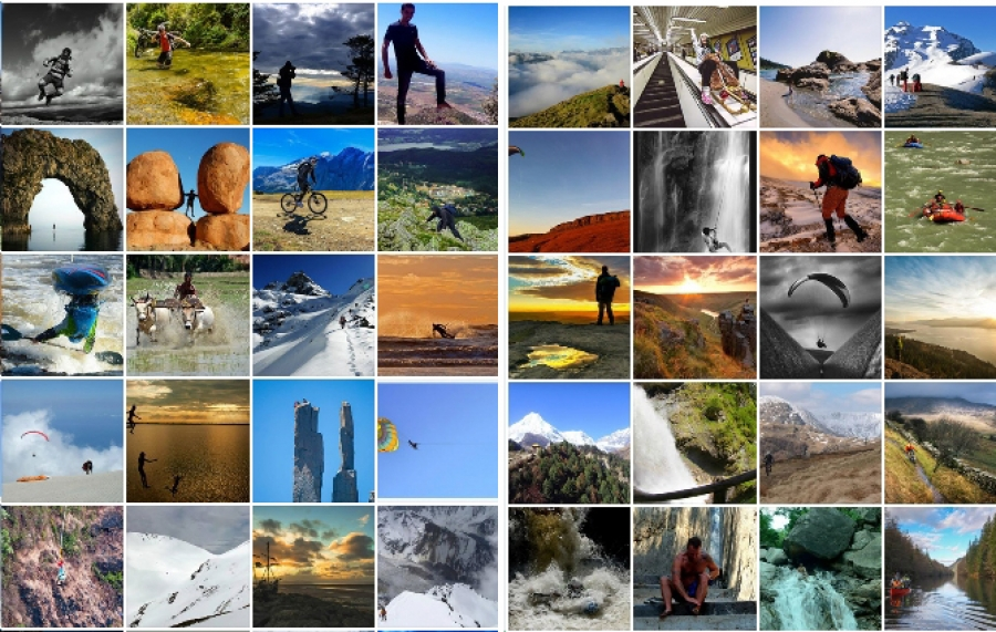 ShAFF Lowepro competition finalists in public vote