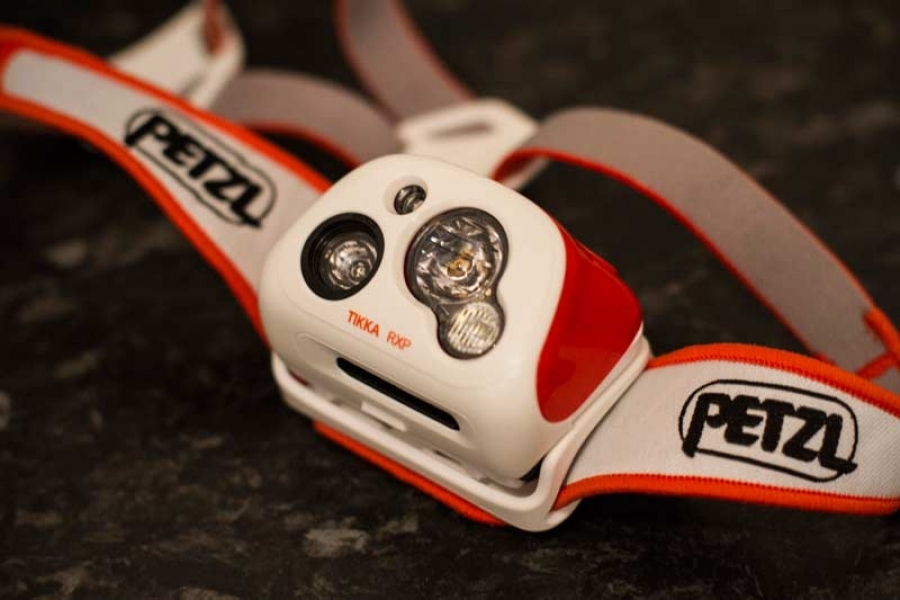 Petzl Tikka RXP tested and reviewed