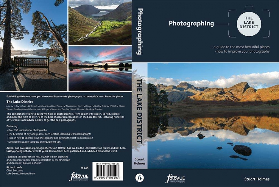 Photographing The Lake District by Stuart Holmes - review