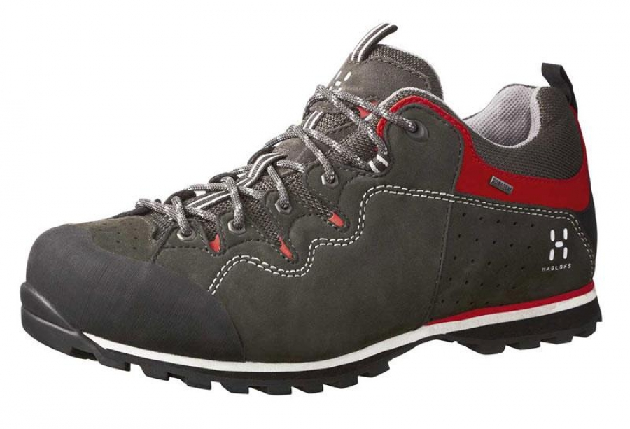 Haglofs Vertigo II approach shoe tested and reviewed