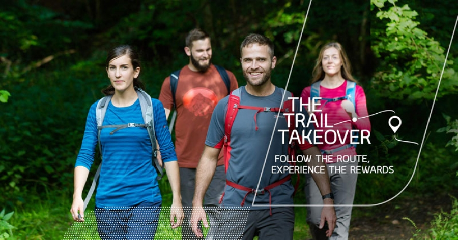 Berghaus and Viewranger reveal initiative to encourage more to head outdoors