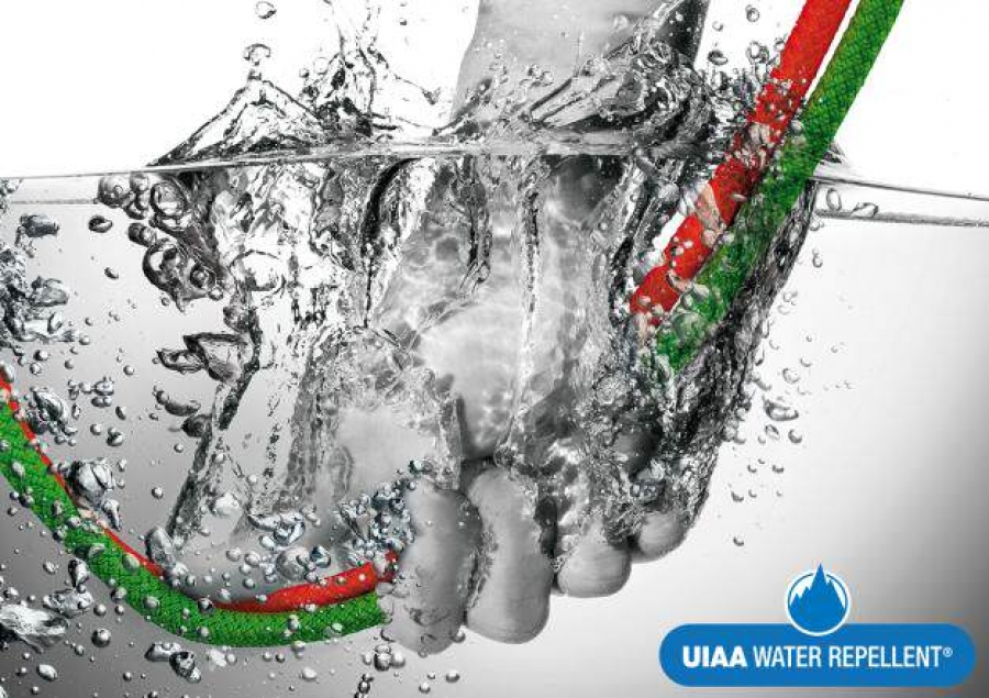 New UIAA standard developed for water repellant ropes