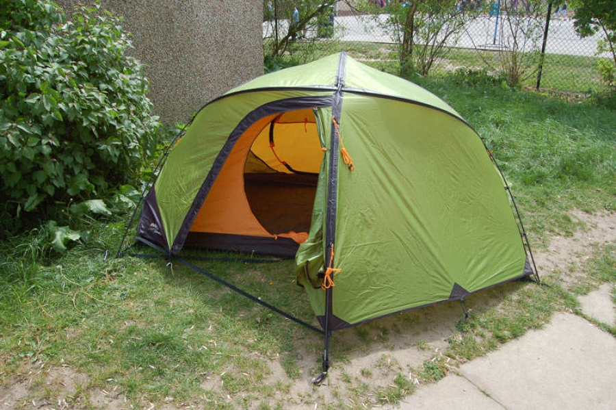Vango Chinook 200 Reviewed