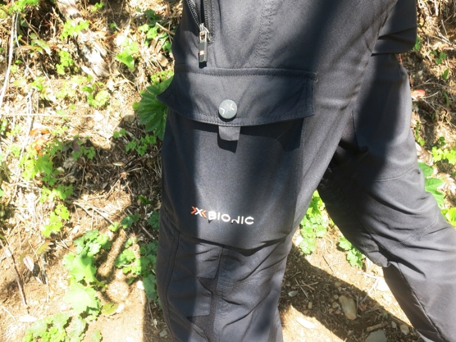 Tested & Reviewed: X-Bionic Trilith Summer Pants