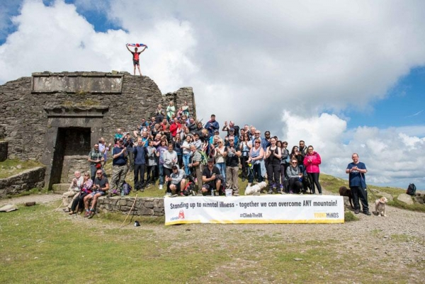 Alex Staniforth completes epic 5000 mile journey for Young Minds charity