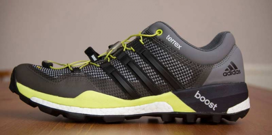 Adidas Terrex Boost tested and reviewed