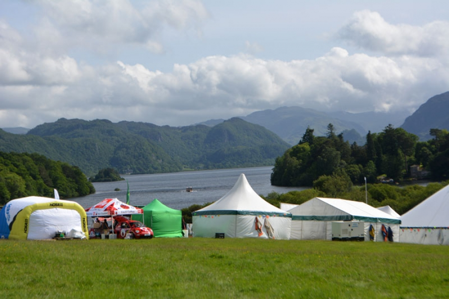 Weather fails to dampen enthusiasm for Keswick Mountain Festival