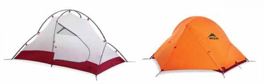 Ueli Steck helps MSR design next generation of all-season tents