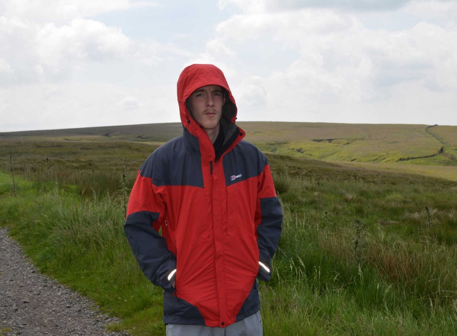 Berghaus Light Trek Hydroshell - test and review