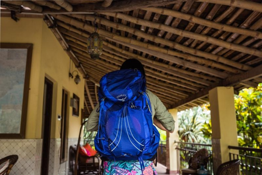 Osprey Eja 38L Women's Fit Rucksack tested and reviewed