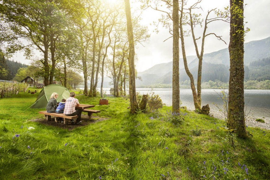 New byelaws come into effect for Loch Lomond campers