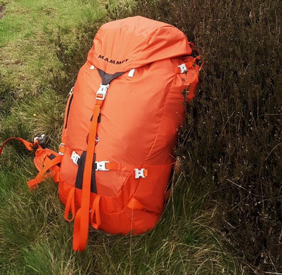 Mammut Trion Light 38l tested and reviewed