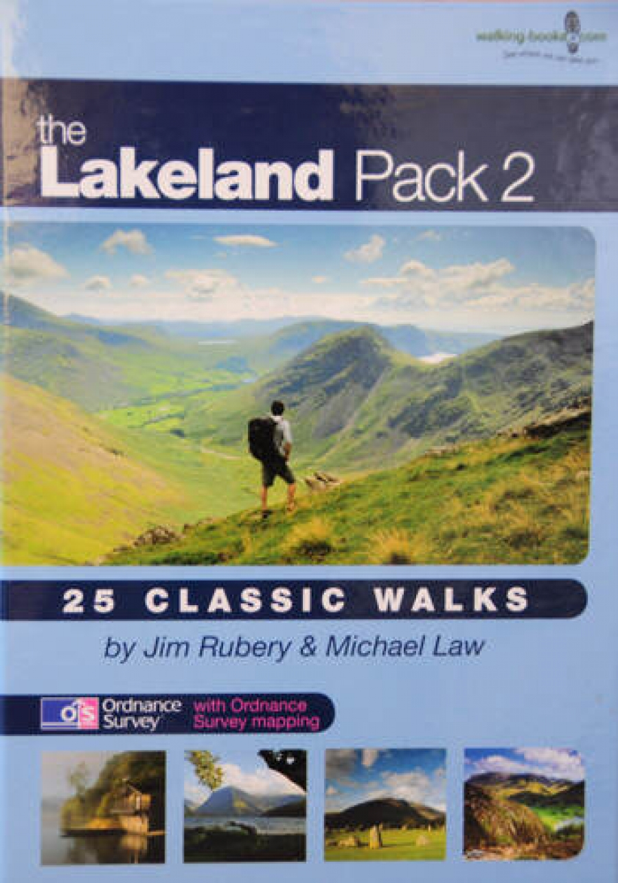 Walking Books.Com Lakeland Pack Reviewed