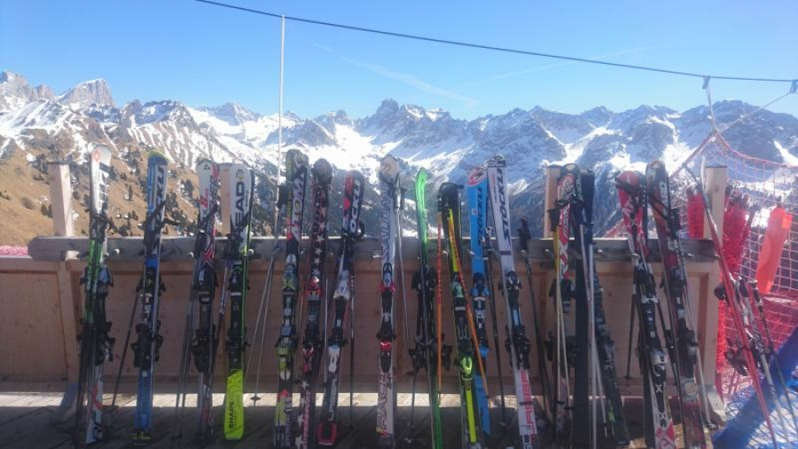 Put a Spring in your Step (or Skis)
