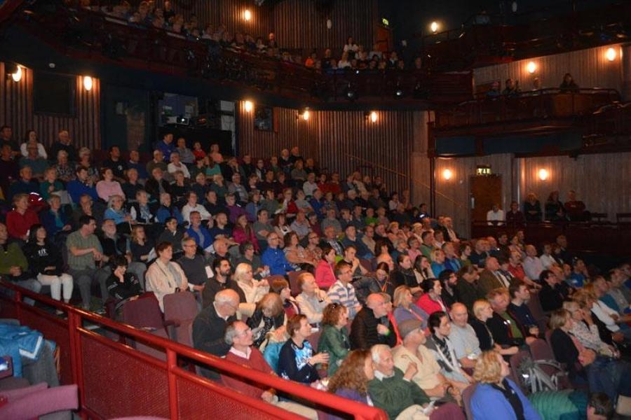 Speaker programme brings running, climbing, art and film to Keswick Mountain Festival