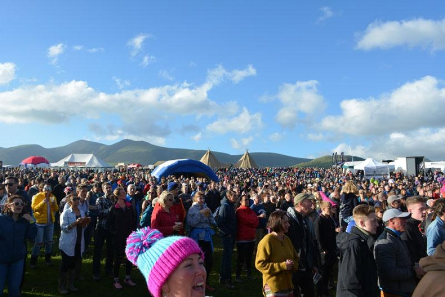Dates confirmed for 2018 Keswick Mountain Festival