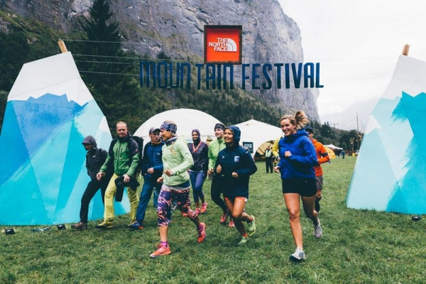The North Face Mountain Festival full event programme announced
