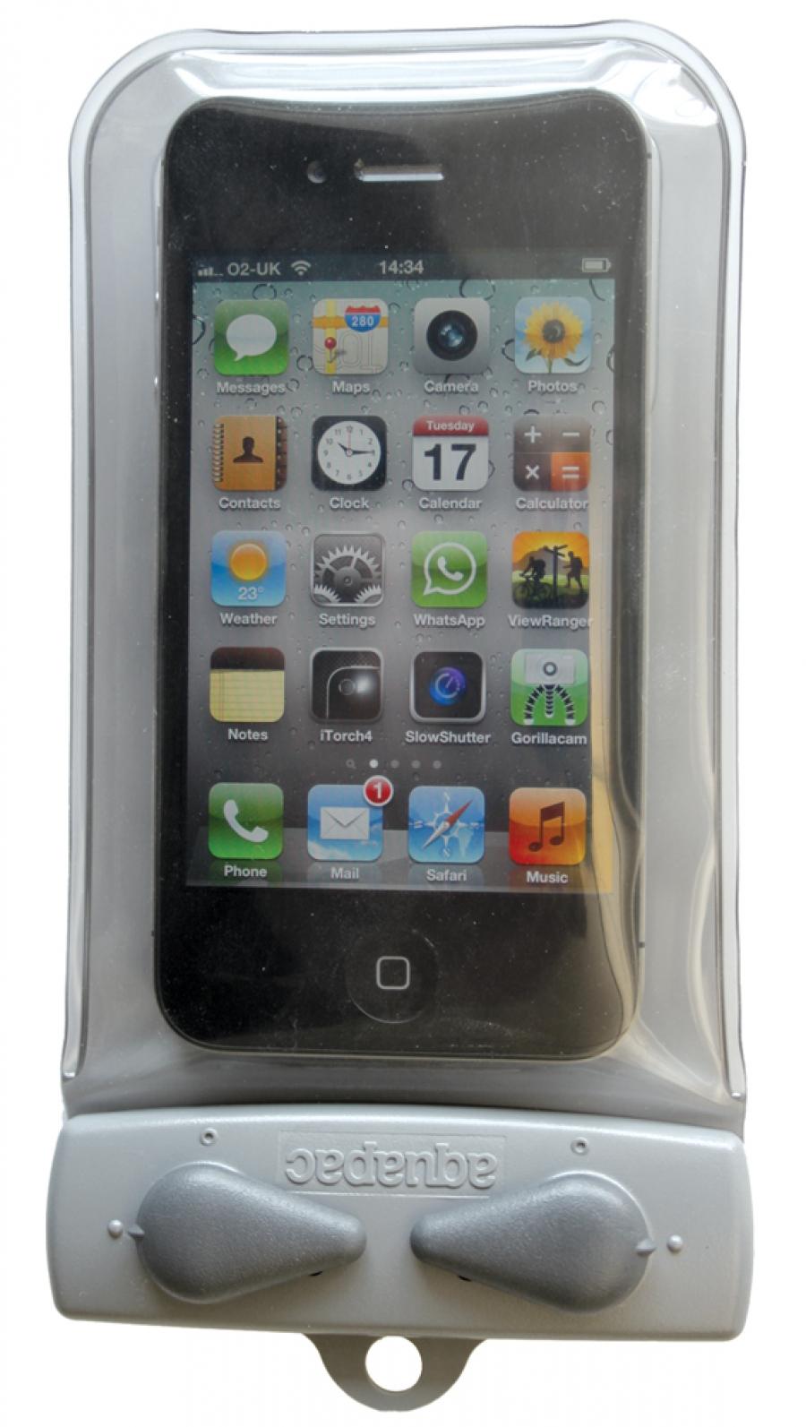 Aquapac iphone case Reviewed