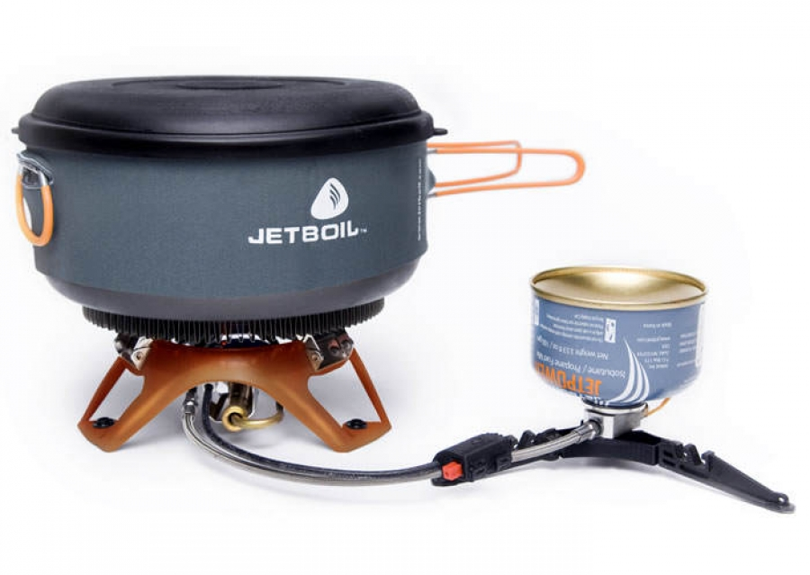Jetboil Helios - Tested Reviewed