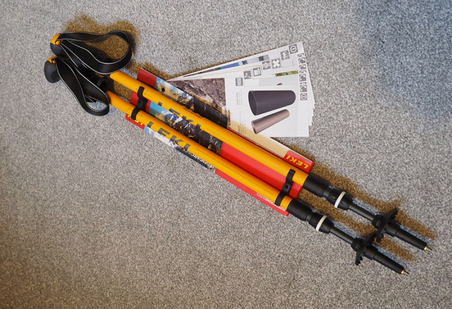 Leki classic poles tested and reviewed