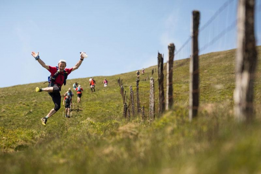Berghaus Dragon's Back Race - Day three review