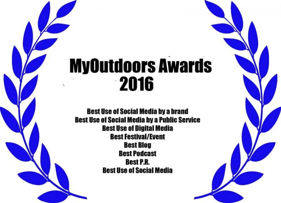 MyOutdoors Awards 2016