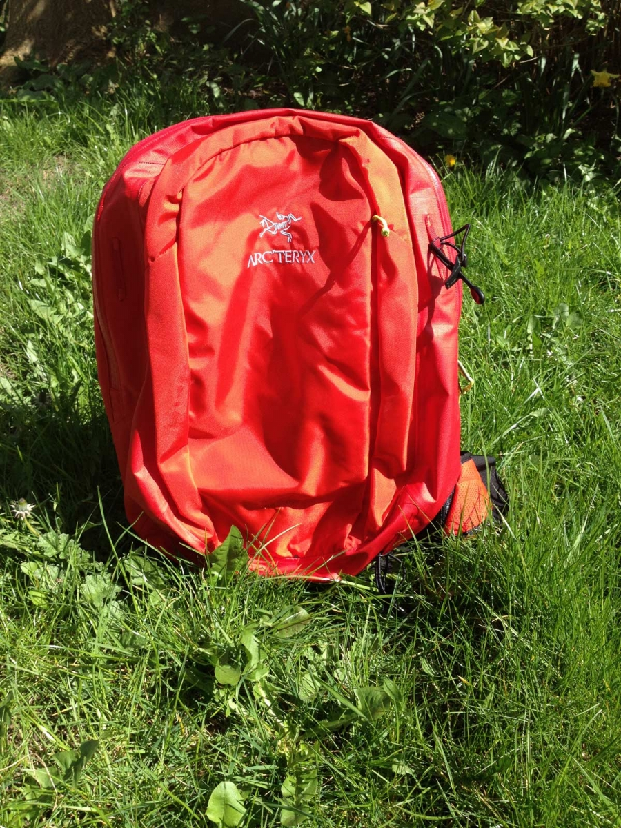 Arc'teryx Velaro 35 Daypack tested and reviewed