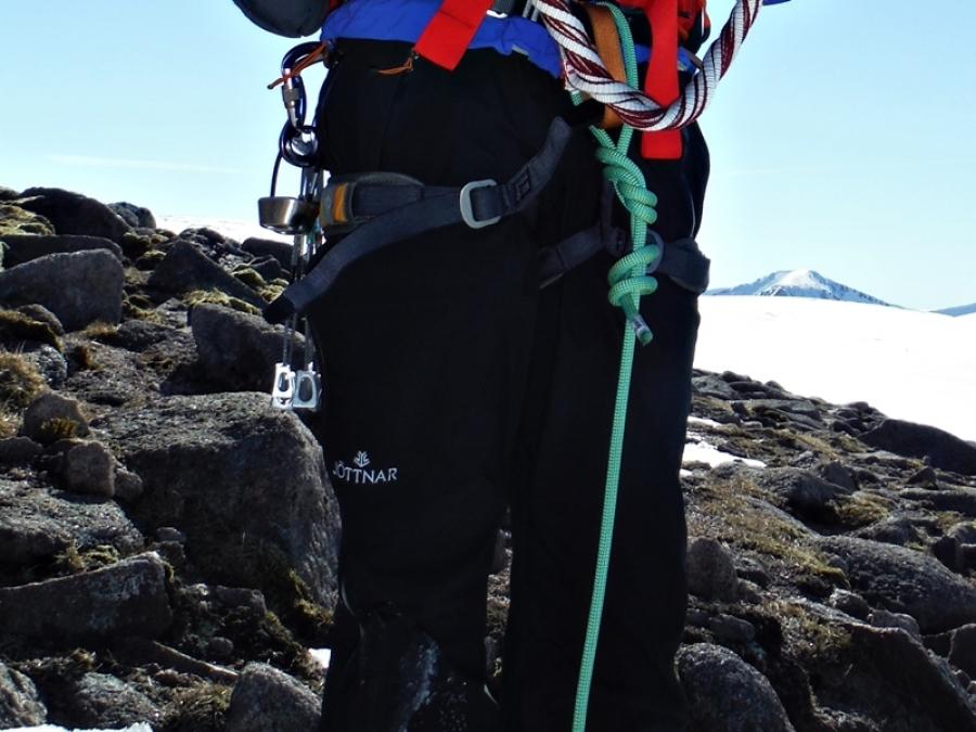 Jottnar Vanir LT Hardshell Pants Tested and Reviewed