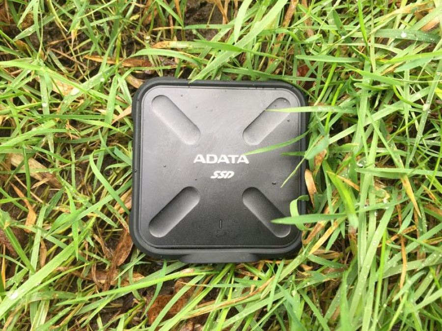 Adata Rugged external SD700 SSD put to the test