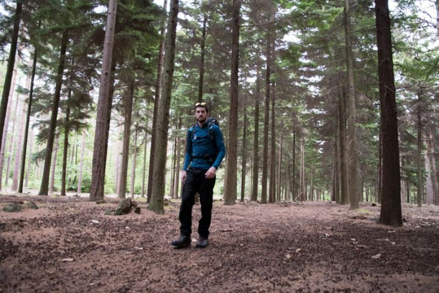 Mammut MTR 141 Half Zip Longsleeve Shirt tested and reviewed