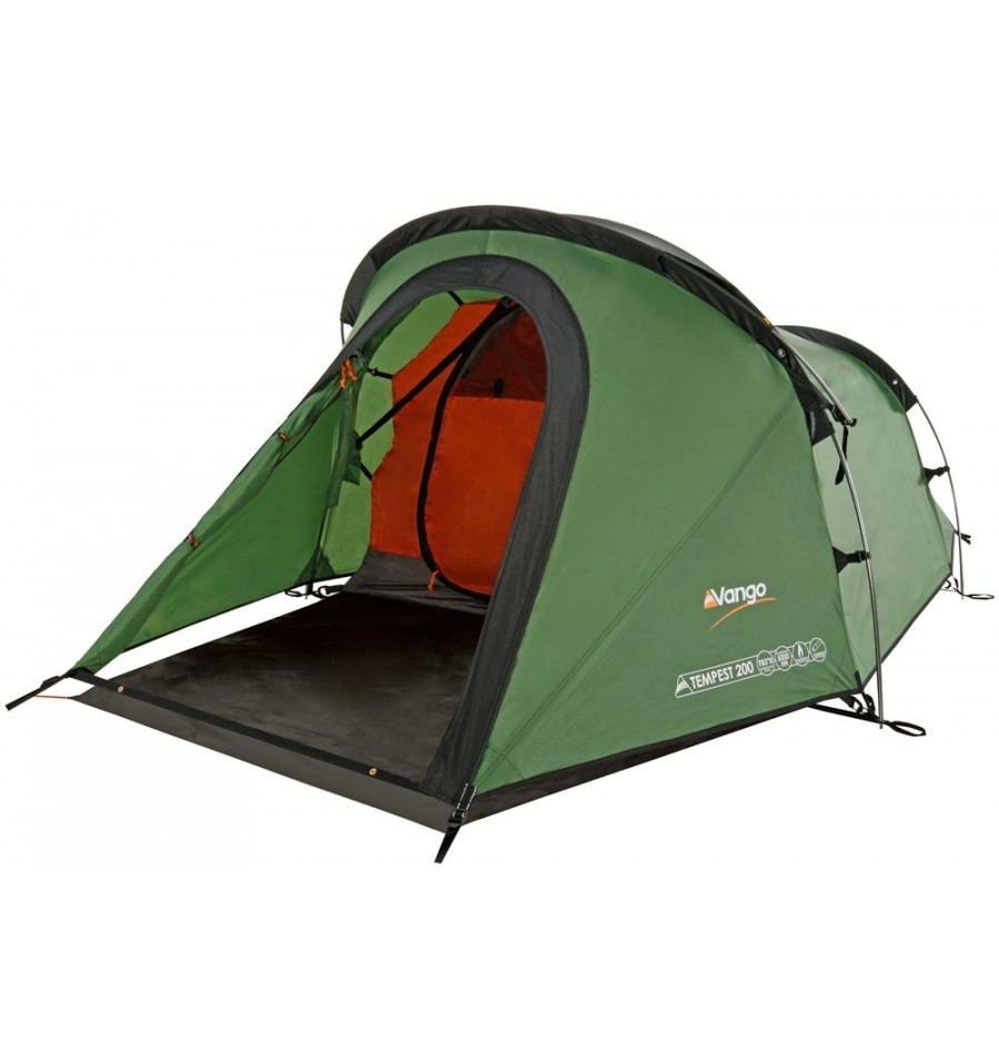 Vango Tempest 200 Reviewed