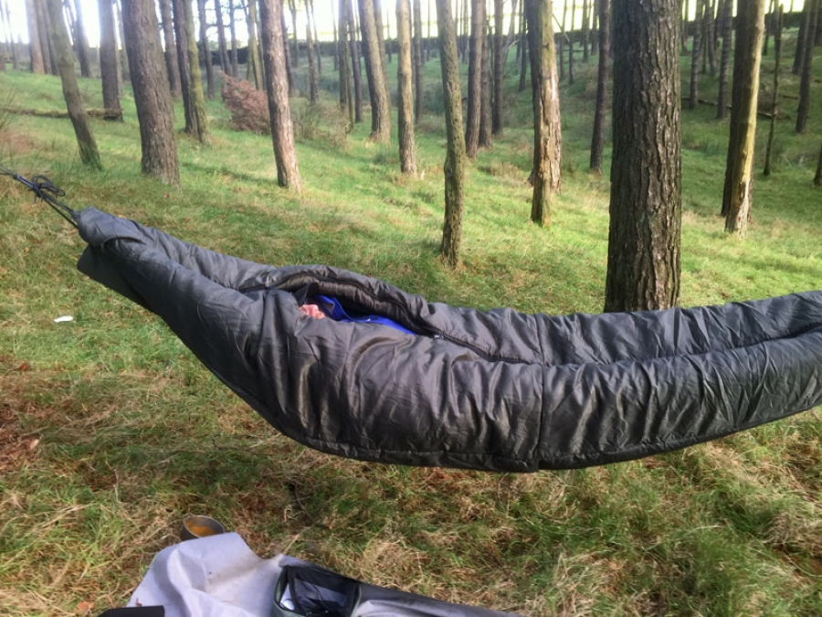 Snugpak Jungle Hammock and Cocoon tested and reviewed